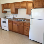 Picture of 617 14th Ave N Wahpeton Apartment for Rent - kitchen